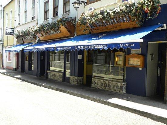 Cook Street Cork Restaurant