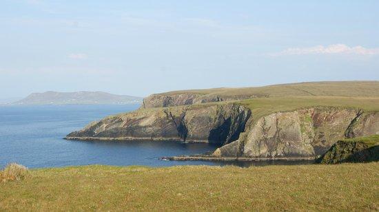 Belmullet, İrlanda: Erris Head Loop June 2013