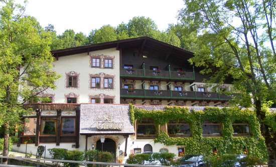 Hotel St. Georg: A perfect hotel