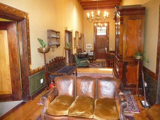 Dutch Manor Antique Hotel: Il disimpegno tra le stanze al 1° piano