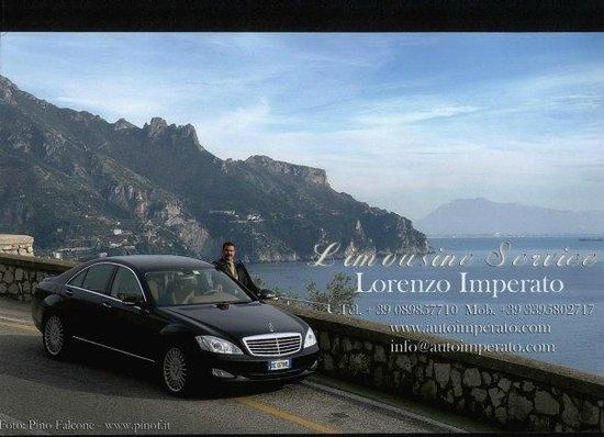 Autoservizi Imperato Lorenzo - Limousine Service