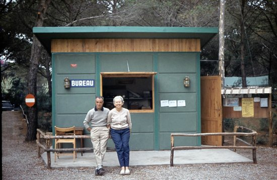 Camping Maremma Sans Souci: 1965 APERTURA CAMPING