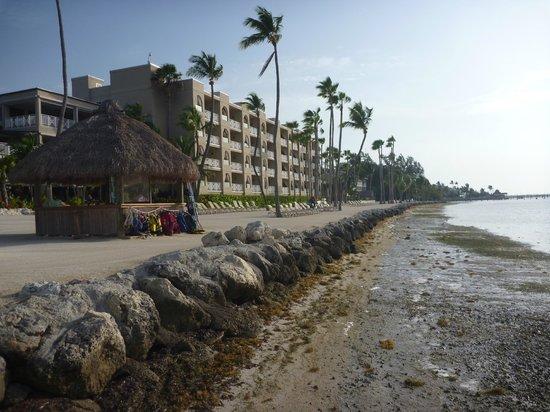 Cheeca Lodge Spa Sea Wall Beach