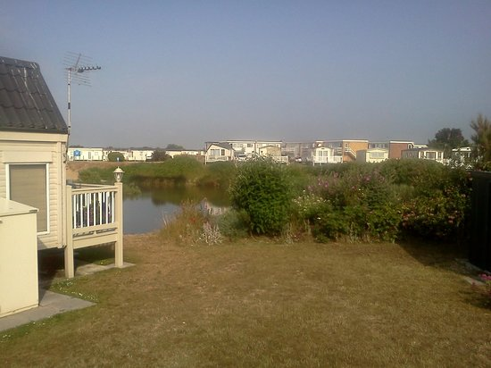 Romney Sands Holiday Park - Park Resorts: The view from the caravan we stayed in