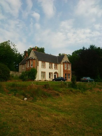 Balintraid, UK: View of house