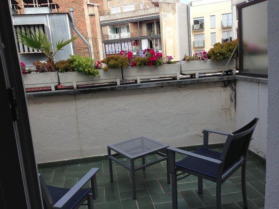 Hotel Reding Croma: Dakterrasje