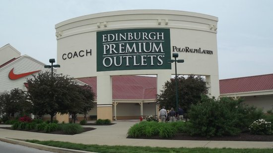 Edinburgh Premium Outlets: Edinburgh Outlets 05/2013