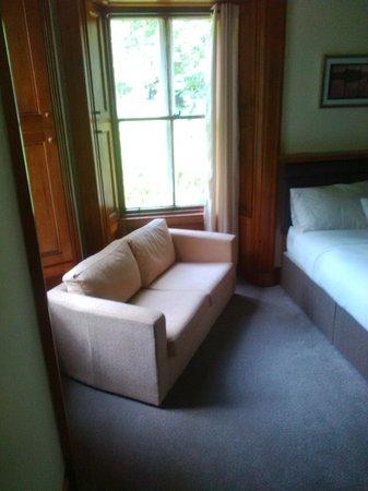 Balintraid House : Sofa available