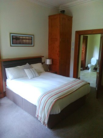 Balintraid House: King size beds
