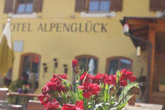 Hotel Und Restaurant Alpengluck  Schneizlreuth Bayern