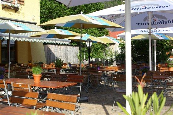 Hotel Und Restaurant Alpengluck