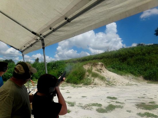 Florida Firearms Adventures : Usng the Remington 870