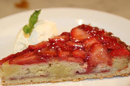 Orso : strawberry tart