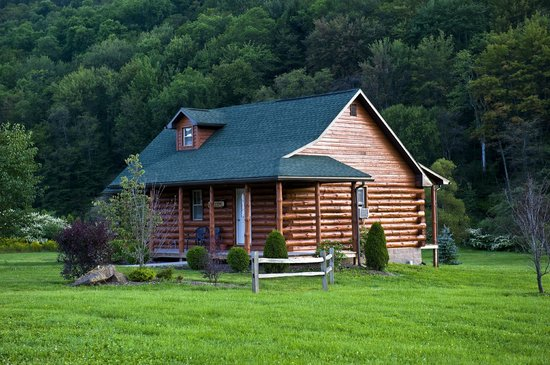 Millstream Inn : Log cabin