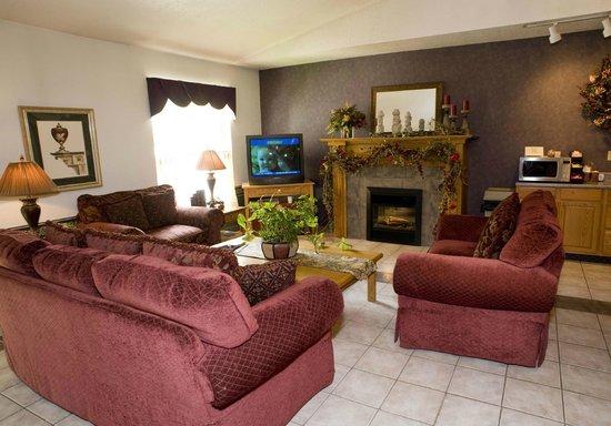 Millstream Inn : Lobby