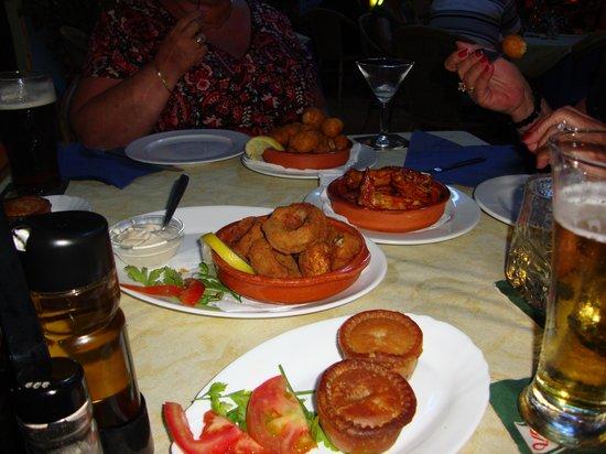 Melis : More excellent FOOD !!