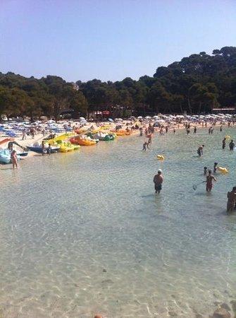 Cala Galdana Beach