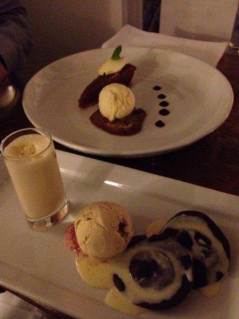 Oliver's: Wonderful desserts