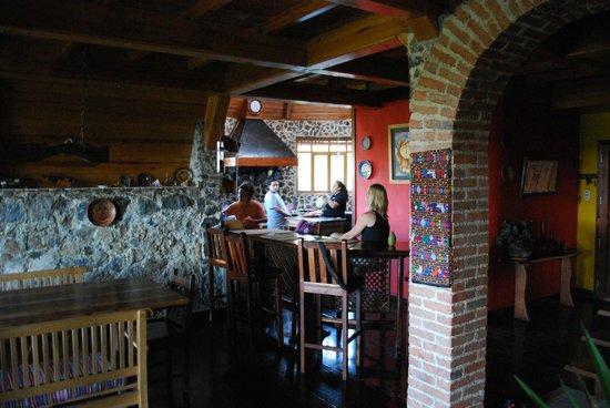 Casa Yuam Che: Kitchen