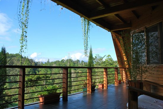 Casa Yuam Che : Second story private room balcony
