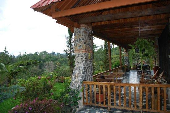 Casa Yuam Che : Front Porch