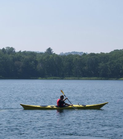 Grand River Kayak: On the water often
