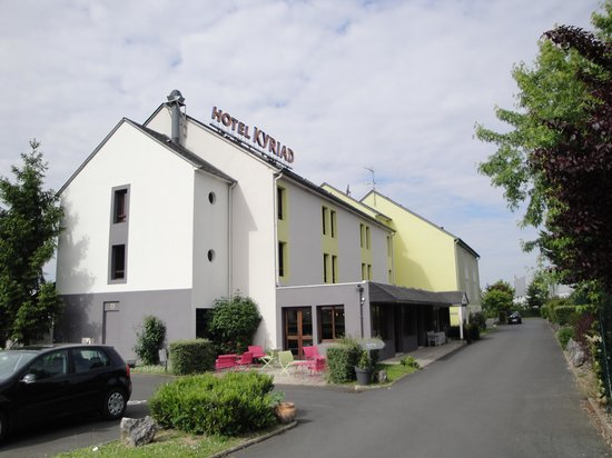 Kyriad Tours Sud - Chambray Les Tours: Hotel Ksriad Tous South