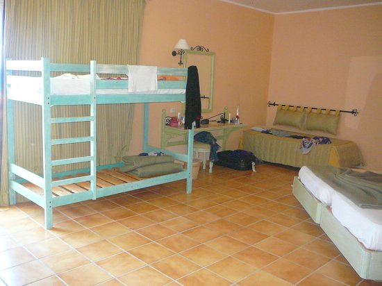 Hotel Dar Ismail : our room