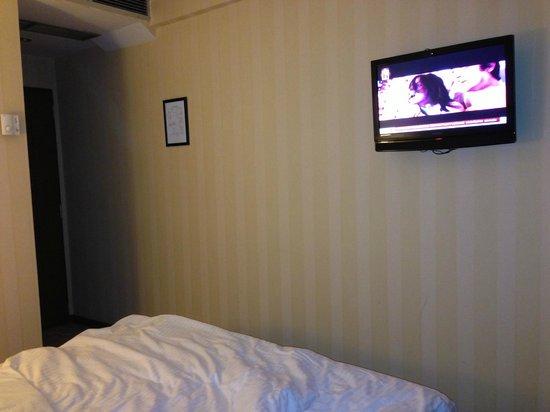 Hotel Almer: Oda