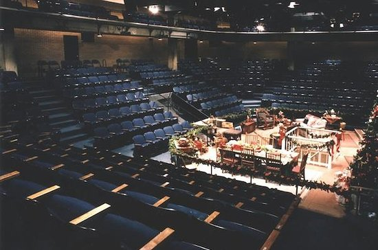 Marcus Center: Todd Wehr Theater