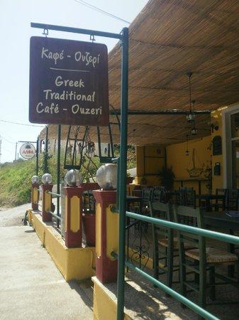 Greek Traditional Cafe Ouzeri