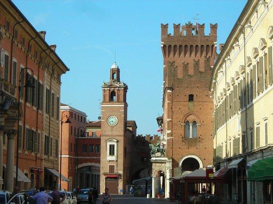 Alloggio Cavour : Panorama della città