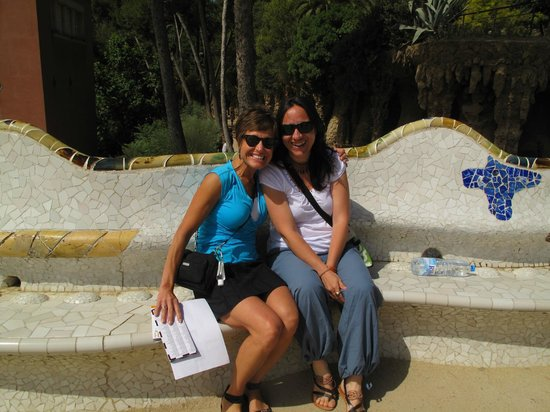 ForeverBarcelona: At Park Guell with Miriam