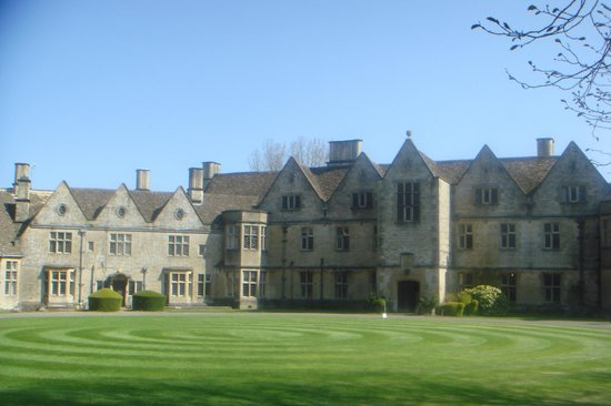 Rodmarton Manor: Amazing property and lots to see in the house and in the gardens