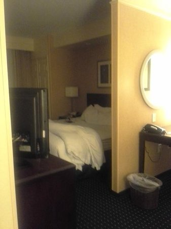 SpringHill Suites by Marriott Annapolis: Bedroom
