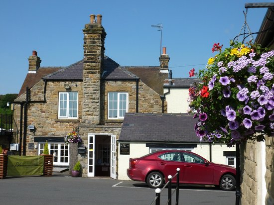 Blacksmiths Arms Inn: Rear Outlook
