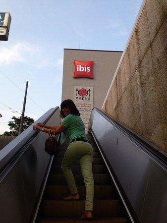 Ibis München City West: Hotel con accesso metro!
