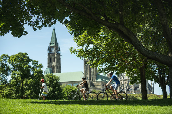 Ottawa, Canada: Major's Hill Park