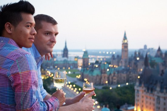 Ottawa is an open, welcoming place for LGBT visitors.