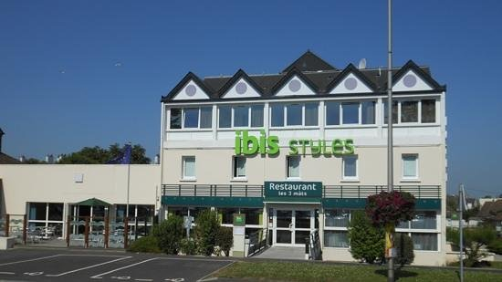 Ibis Styles Ouistreham Photo