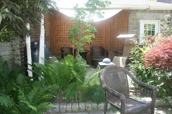 Northey Street House Bed and Breakfast: Garden Retreat