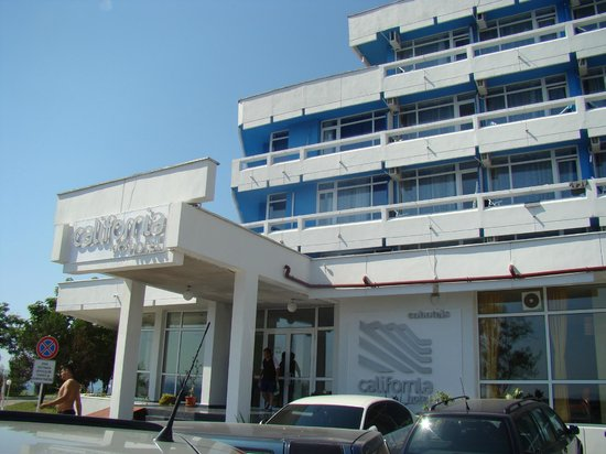 Cap Aurora, Roemenië: hotel&grounds