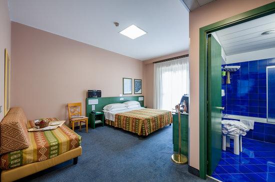 BEST WESTERN Hotel Mediterraneo: Double Room