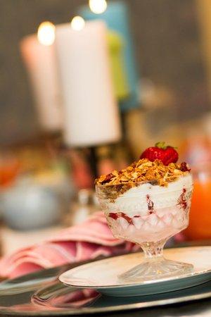 Captain Wohlt Inn: The best breakfast in town!