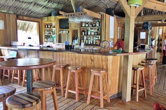 The Quarterdeck Restaurant & Bar: Bar