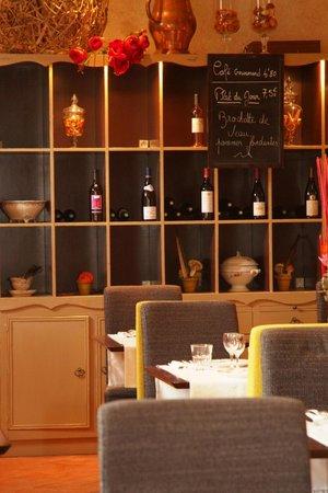 L'Orangerie de Llanniron: Restaurant l'Orangerie de Lanniron