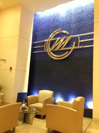MotorCity Casino Hotel: Lobby