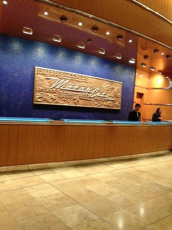 Motor city casino hotel rooms pictures