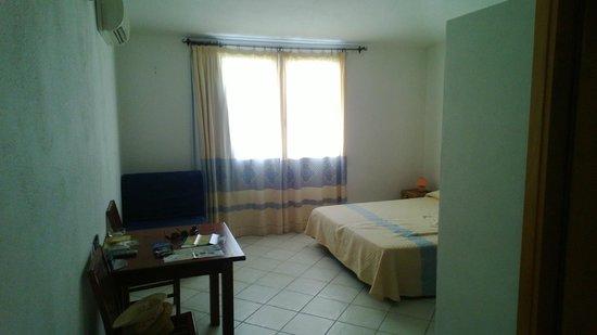 Meta Hotel : Chambre