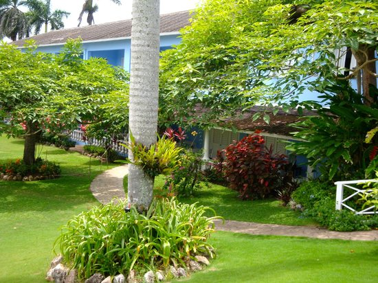 Jamaica Inn: Grounds at Jamaica Inn